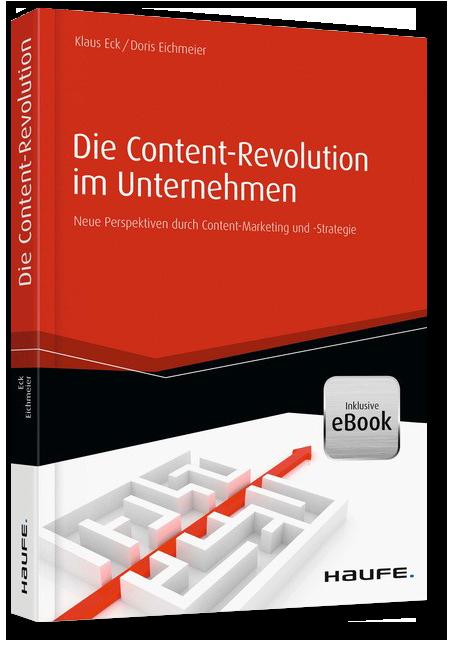 Buch Die Content-Revolution im Unternehmen