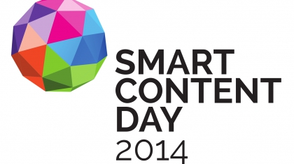 Logo Smart Content Day 2014