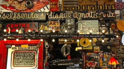 Centre Pompidou Contentschock